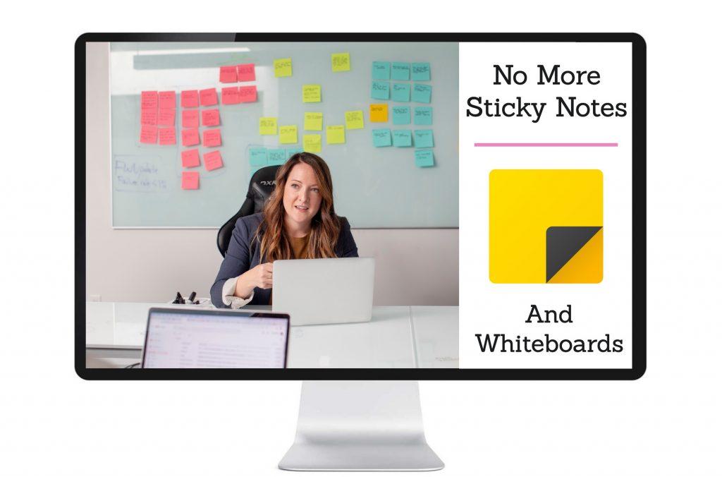 Job management system no more sticky notes